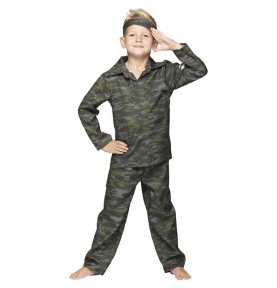 Military Soldier Costume