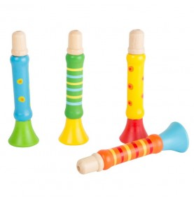 Jouet Trompette : Musique Montessori