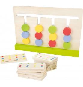Motifs à reproduire labyrinthe Montessori