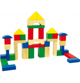 Montessori construction toy