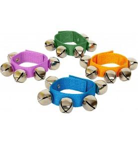 Bracelet grelot - Jeu Montessori