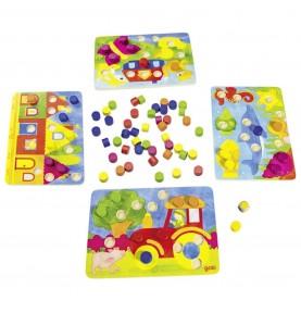 Loto of colors - Children's...