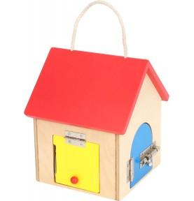Lock box house