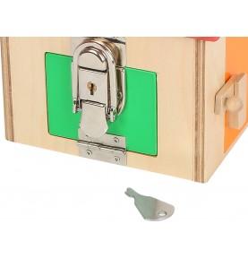 Lock box learning