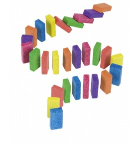 100% natural stone dominoes...