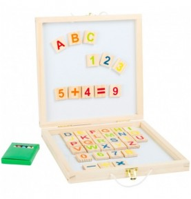 Box: Magnetic letters /...