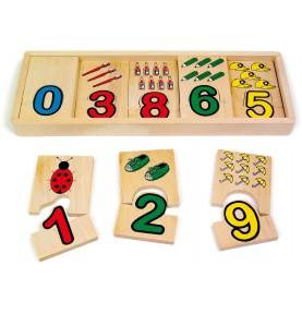 Montessori Puzzle for...