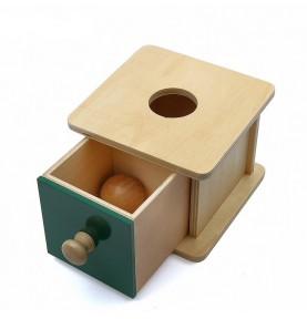 Ball box Montessori