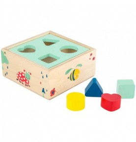 Boite à formes - Printemps Montessori