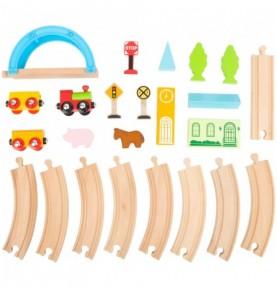 Chemin de fer - Village Montessori