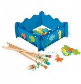 Jeu de pêche - 3D Montessori
