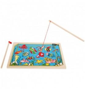 Jeu de pêche - Grand Montessori