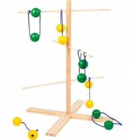 Jeu de lancer Montessori