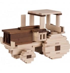 200 KAPLA - Jeu de construction - Nature Montessori