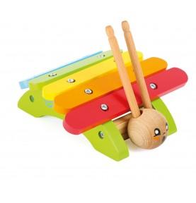 Xylophone kid